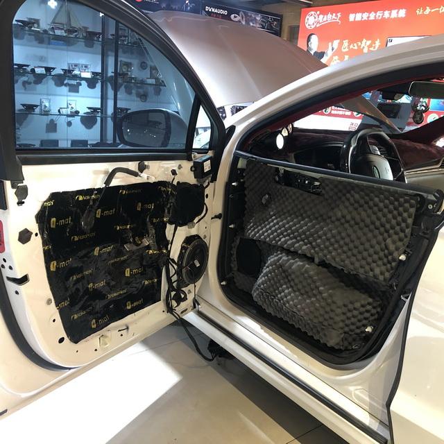 5,声场喇叭采用原位安装