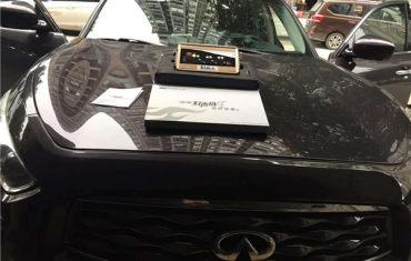 英菲尼迪FX35  西玛S1000改变了一切,相当漂亮,车主很满意