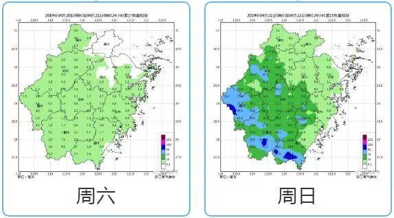 杭州天气马上要变!小雨、阵雨、雷雨……要连下半个月?