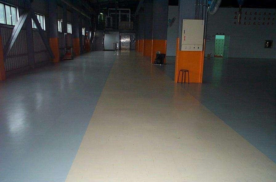pvc工业地板是哪些的地板材质?