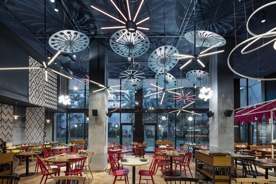 清源餐廳方案規劃設計