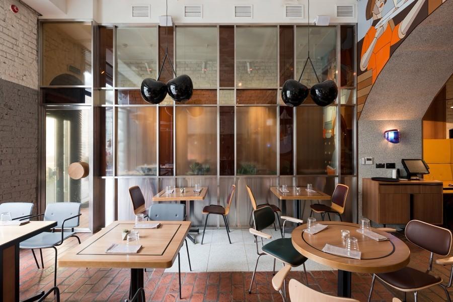 家家樂餐飲店設計