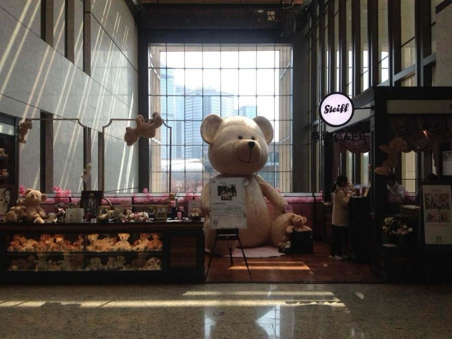 泰迪咖啡廳空間裝飾設計