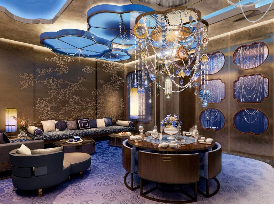 萬家酒店概念方案設計