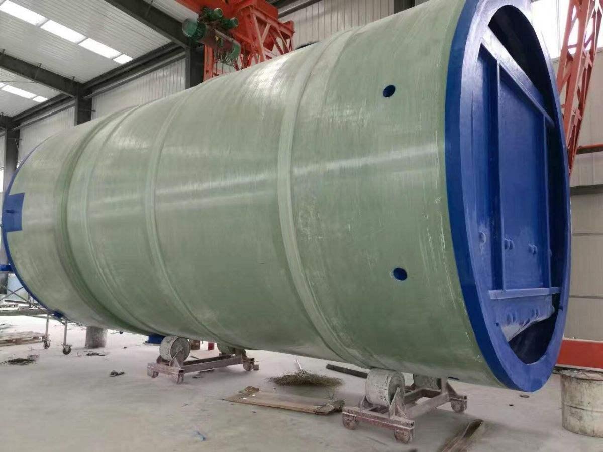 厦门玻璃钢一体化泵站生产