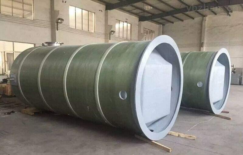 厦门玻璃钢一体化泵站厂家