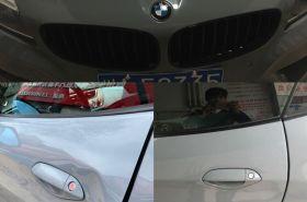 宝马Z4车门无损修复 汽车凹痕免喷漆修复