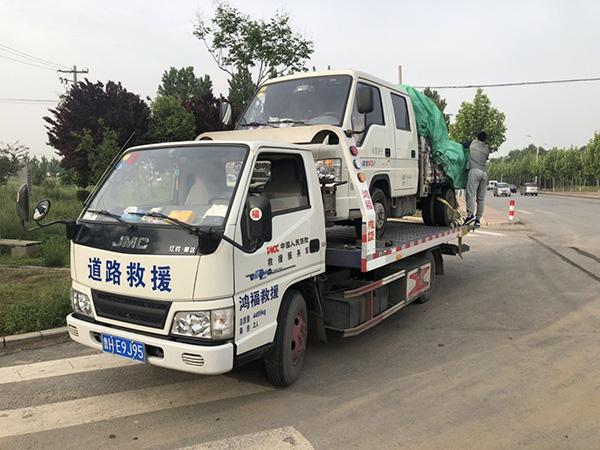 济宁拖车救援