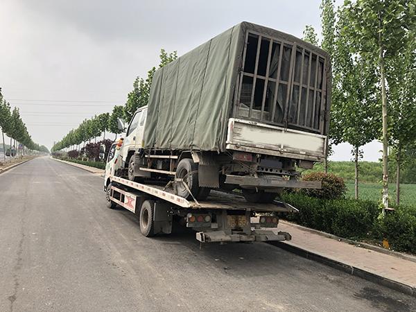 济宁大型货车拖车电话