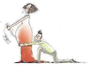 发现妻子外遇怀孕怎么办?-金华侦探案例