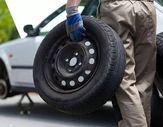 焦作汽车更换备胎