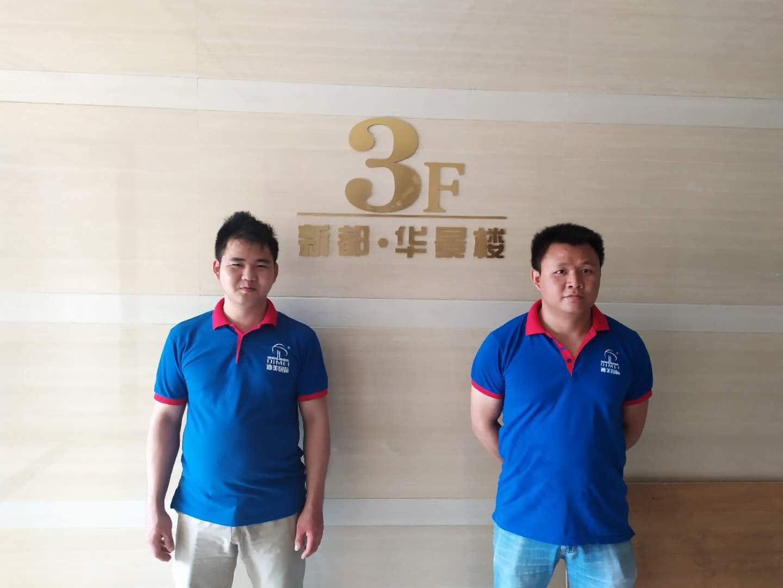 漳州漳浦新都驿田酒店3楼1000方大型除甲醛完工