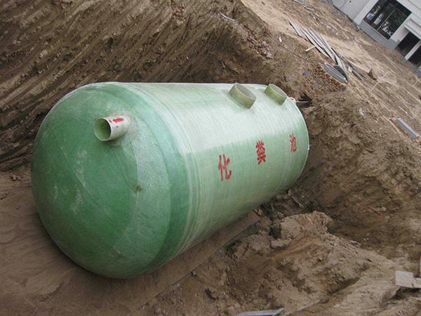 泉州玻璃钢化粪池的使用,适合各种环境