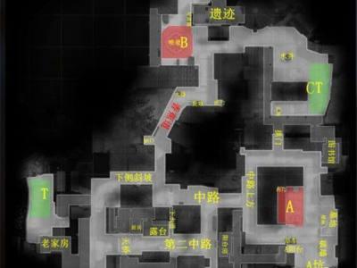 「csgo国内开箱网站」CSGO炼狱小镇封烟卡点技巧