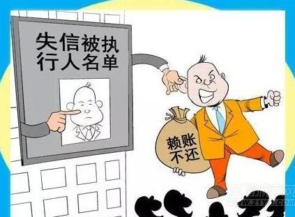 """「武漢討債公司」武漢最新一批""""老賴""""曝光"""