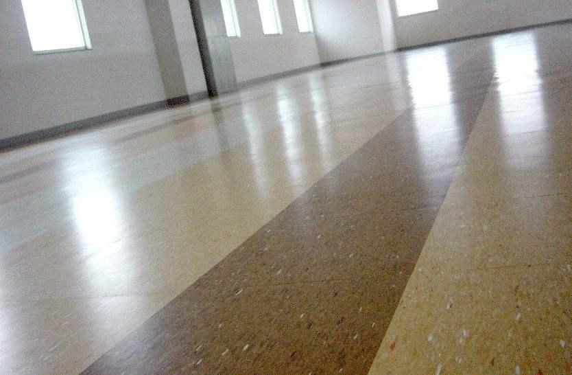 「PVC防静电地板」与PVC塑胶地板区别在哪?