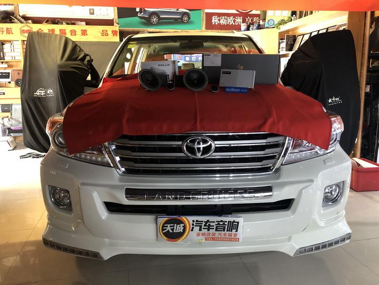 1、改装车型-丰田570