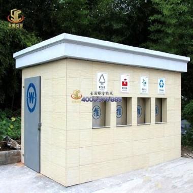 中国高端岗亭制造商--专业设计垃圾房