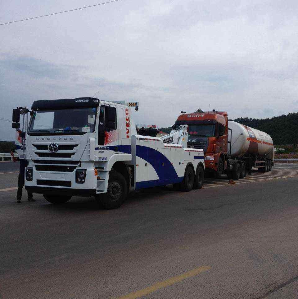 青岛高速公路拖车救援
