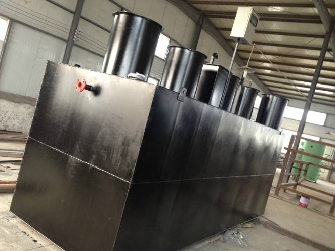 汕头污水处理设备厂