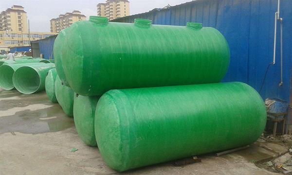 汕头玻璃钢化粪池为什么可以替代传统化粪池