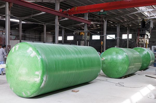 汕头玻璃钢化粪池规格、原理、参数说明