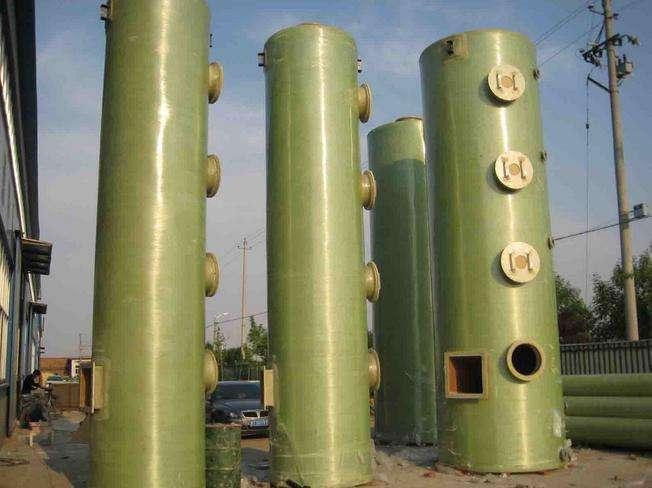玻璃钢烟囱优势和用途