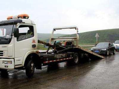 汽车发动机常见故障有哪些?济宁附近汽车救援公司为您一一介绍