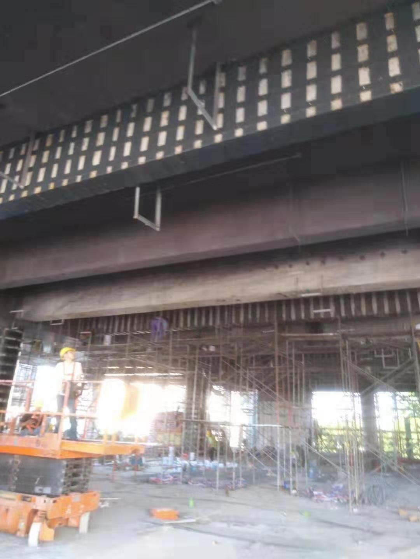 碳纤维布加固及钢板加固