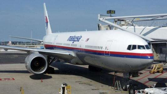 马航MH17起飞前