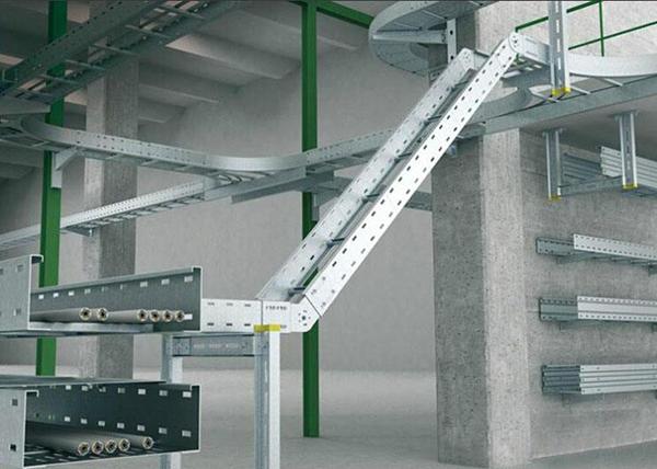 西安槽式电缆桥架