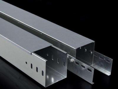 西安钢制槽式桥架