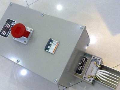 西安母线槽插接箱