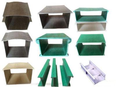 西安玻璃钢桥架规格