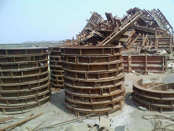 台州工地废料回收
