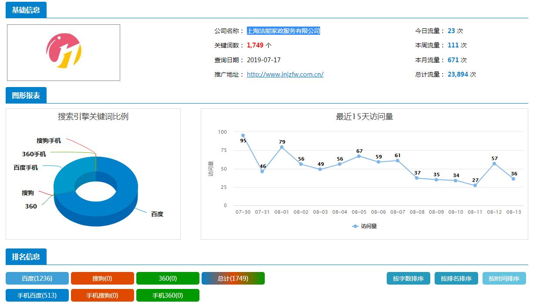 上海洁能家政服务有限公司