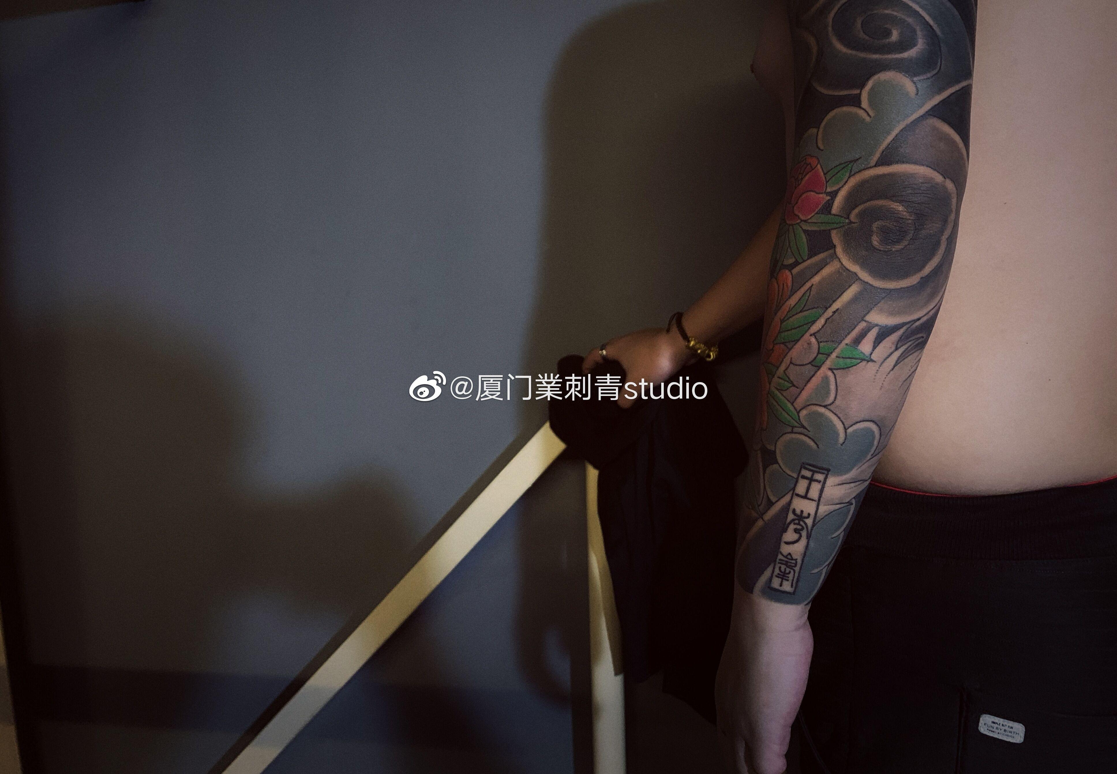 厦门業刺青