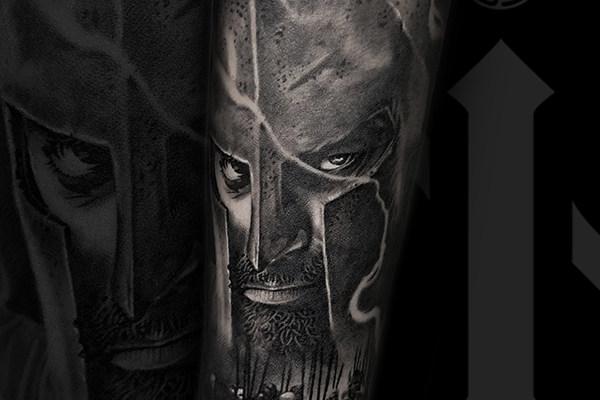写实纹身欣赏