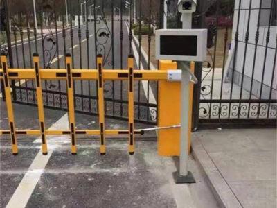 西安道闸停车系统