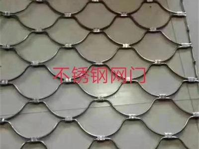 不锈钢网门
