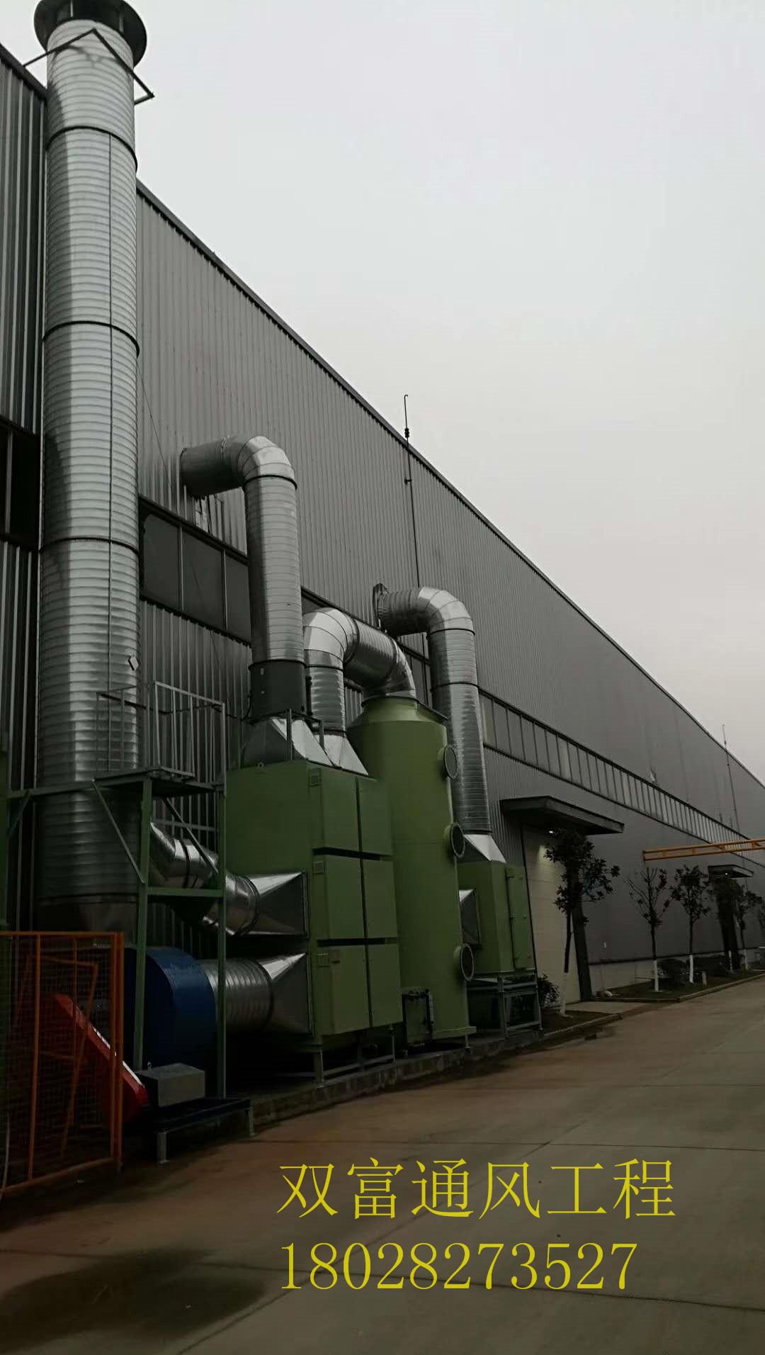 工厂环保废气处理