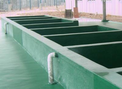 玻璃钢防腐衬里的优点及施工工艺