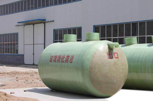 玻璃钢化粪池和水泥成品化粪池哪种承重力更好?