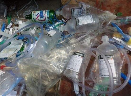 医疗废物非法交易多发,医疗废物能循环利用吗?