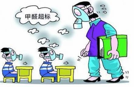 孩子的健康很重要,六安学校除甲醛片刻耽误不得