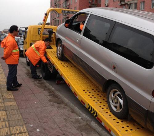 东明汽车救援带您了解拖车救援汽车故障应急处理方案
