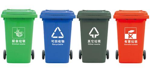 台州废品回收告诉您台州的垃圾分类有四种