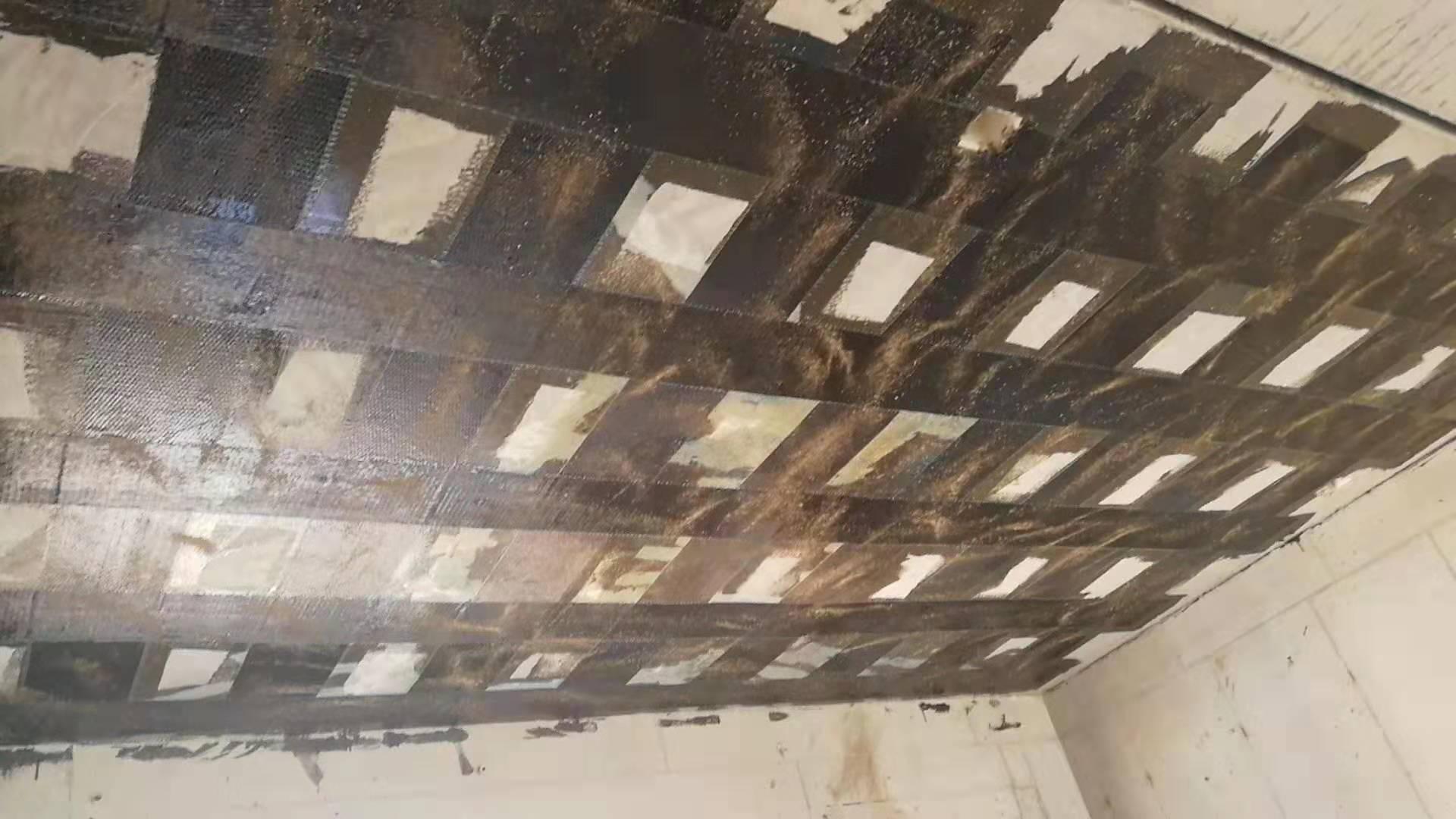楼板碳纤维布加固