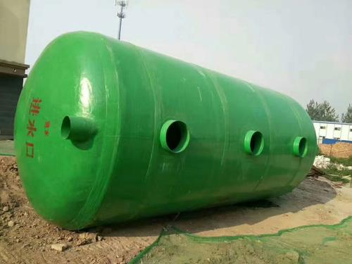 濠江区玻璃钢化粪池厂家