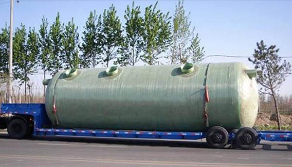 龙海玻璃钢化粪池厂家